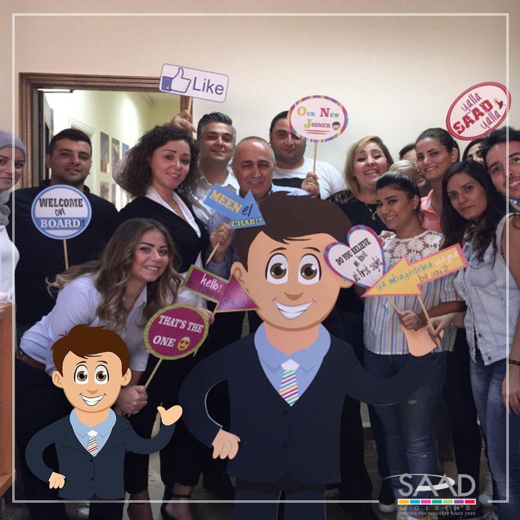 Welcome SAAD